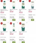 Rock Face deodorant, shave gel, face scrub, Deo, On Offer prices from £1.99 @ Waitrose
