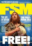 FREE digital issue of Fighting Spirit Magazine (WWE etc)