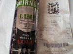 Smirnoff Lime Vodka & Cola 250ml cans 49p @ B&M  (Instore)
