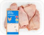 Chicken Thighs & Drumsticks (660g) by Sainsbury's was £3.00 now £1.50 Instore @ Sainsbury's