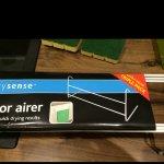 Addis 2 bar radiator airer triple pack only £3 @ B&Q