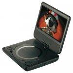 """EBAY Tesco T7PDVD113 7"""" Portable DVD Player Built In Speakers Region 2 - Black £25.00 more than 10 left"""