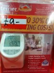 i-temp terrier i30 programmable radiator control Normally £20+ Now £7 instore (Beckton) @ B&Q