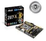 ASUS Z87 A C2 Intel Z87 Socket 1150 Motherboard £83.32 delivered @ Pixmania