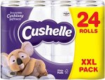 Cushelle 24pk toilet rolls £6.79 @ LIDL-NI (Derry store)