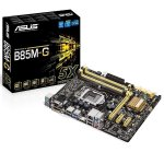 Asus B85M-G C2 1150 Motherboard for £44.92 @ Amazon