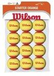 Wilson Starter Orange or Red Tennis Balls x12 £10.49 Free Delivery @ Amazon