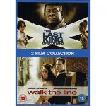 The Last King Of Scotland / Walk The Line (DVD Double Pack) £1.25 @ Asda Direct
