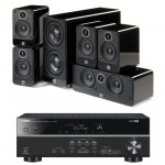 Yamaha HTR-3066 (same specs as RX-V 375) AV Receiver & Q Acoustics 2000i Bundle Package £629.90 at homeavdirect.co.uk