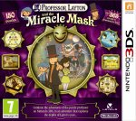 Professor Layton and the Miracle Mask (Nintendo 3DS) - £9.85 (Free delivery on orders £10 or more) @ Amazon