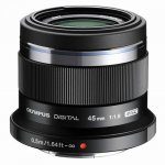 Olympus 45mm F1.8 Lens for Micro Four Thirds cameras +£15 Amazon credit - £196.20 @ Amazon