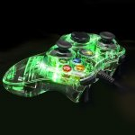 PDP Afterglow Wired Controller with SmartTrack Technology - Green (Xbox 360) £13.99 @ Amazon