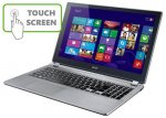 """Acer Aspire V5-572P laptop, 15.6"""" Touch Screen, Intel Core i3-3227U Dual Core Processor, 8GB RAM, 500GB HDD, Microsoft Windows 8 64-bit, Integrated Graphics, USB3 