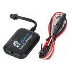 LSON TX-5 Portable simple GSM / GPRS / SMS Motorcycle Vehicle Tracker - Black. Now with 44% off - £9.55 @ DX