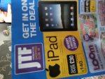 ipad 1st Generation £140.00 @ JTF Mega Discount Warehouse