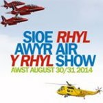 free family event - Rhyl Events Arena, Air Show Weekend, Saturday & Sunday August 30th & 31st