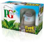 Free  Monkey  with  box  of  160  PG Tips Teabags
