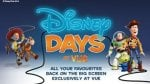 Disney Days @ Vue Cinemas [Up / The Lion King / Toy Story 3 / The Incredibles / Tangled / Wreck It Ralph] Tickets only £2.95 + purchase a child ticket and you'll receive a voucher for £5 off selected DVD and Blu-Ray titles at Disney Stores