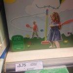 Tennis set only £3.75 @ Tesco instore