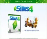 Sims 4 Limited Edition Free Release Date Arrival - £33 @ Amazon