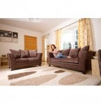 Rimini Two- and Three-Seater Sofa Set £399 VALUE £1,256	68%OFF You save £857 Free P&P @Groupon