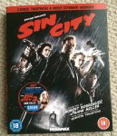 Sin City Bluray (2 disc) with 2 for the price of 1 ticket for Sin City 2 at Odeon £7.00 at Sainsburys