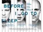 SFF: Before I go to Sleep - Monday 1st September at 6.30pm - Vue Cinemas