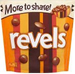 More To Share Bigger Bags of Maltesers / Revels / M&M's Peanut / Minstrels Pouch (230-300g) - £1.49 (Half Price) @ Co-op... Plus Sweet Sundays Vouchers...