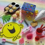 Kid's Baking Clearance at Dunelm Mill, (Mr Men / Gruffalo etc), further reductions, items from 74p