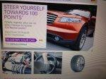 100 Nectar points for registering your car details on eBay garage
