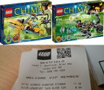 LEGO Store Shepherd's Bush - Legends of Chima (71029 and 70132) 50% off.
