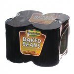 Branston Baked Beans (4 x 410g) ONLY £1.39 @ B&M