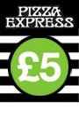 2 X £5.00 Pizza Express Vouchers Both For _