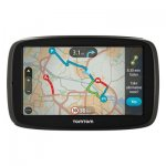 TomTom GO 50 Sat Nav with UK and ROI Mapping, 3D Maps, Lifetime Traffic and Maps plus TomTom Universal Carry Case £135.98 @ Ideal World TV