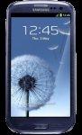 Samsung Galaxy S3 Blue, £7.50 a month for 6 months then £15 a month @ TalkTalk