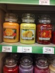 Yankee Candle Large Jars £12.00 @ Co-op Pharmacy IN-STORE