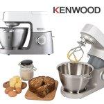 Win a Kenwood Chef Sense @ John Lewis/Facebook