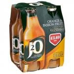 J2O 4 pack 99p at the 99p store