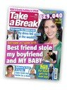 Win with Take a Break - Prizes Totalling £29,040 - Issue 37
