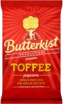 Butterkist Popcorn - Toffee (200g) was £1.50 now 2 packs for the price of 1 @ Morrisons