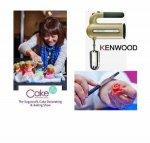 Win 2 x Kenwood Mixers & Cake International VIP tickets @ Closer Online