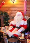 Christmas Lunch @ Alton Towers + Sealife + Cbeebies Land + Ice Age 4D Cinema + Waterpark +  Meet Father Christmas & Reindeer,(Starting from £104.50 Family of 4)