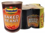 Branston Beans @ PAK Supermarket 4 for £1