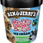Ben and Jerries cookie dough £2.11 @ Morrisons, only £1.41 with shopitize