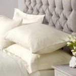 400 Thread Count Bedding 50% off from £4.99 @ Dunelm Mill