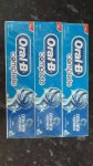 Oral B Complete toothpaste and mouth wash 6 pack for £1.99 @ Tesco instore