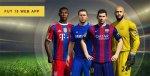 FIFA 15 Ultimate Team Web App