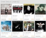91 'Great Debuts' Under £2 (Each) @ Google Play £1.99