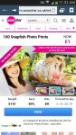 100 6x4 photos for £2.99 delivered @ Wowcher supplied by Snapfish