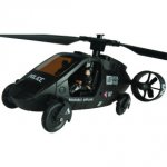 Fly & Drive RC 5 Channel 2.4GHz Roadable Helicopter £19.99 delivered (or C&C) @ Maplin